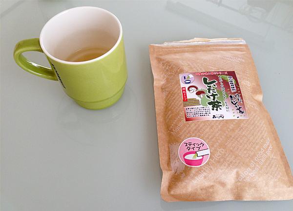 美味しいだけじゃない!しいたけ茶の意外な効能