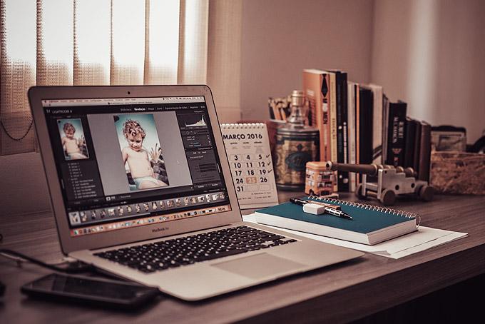 Photoshopでホワイトバランスを簡単に調整する方法について