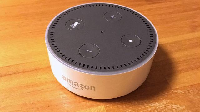 Amazon「Echo Dot」届きました!招待からスピーカーの音質などレビューまとめ